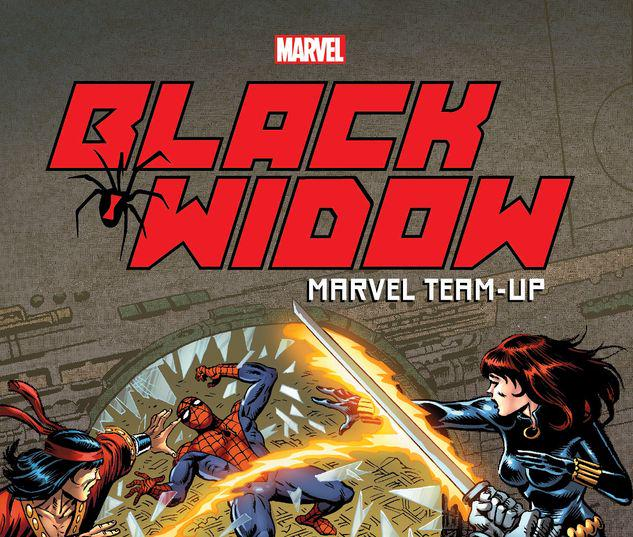 BLACK WIDOW: MARVEL TEAM-UP TPB #1