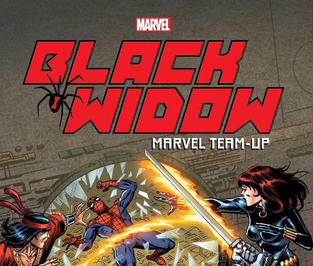 BLACK WIDOW: MARVEL TEAM-UP TPB #1
