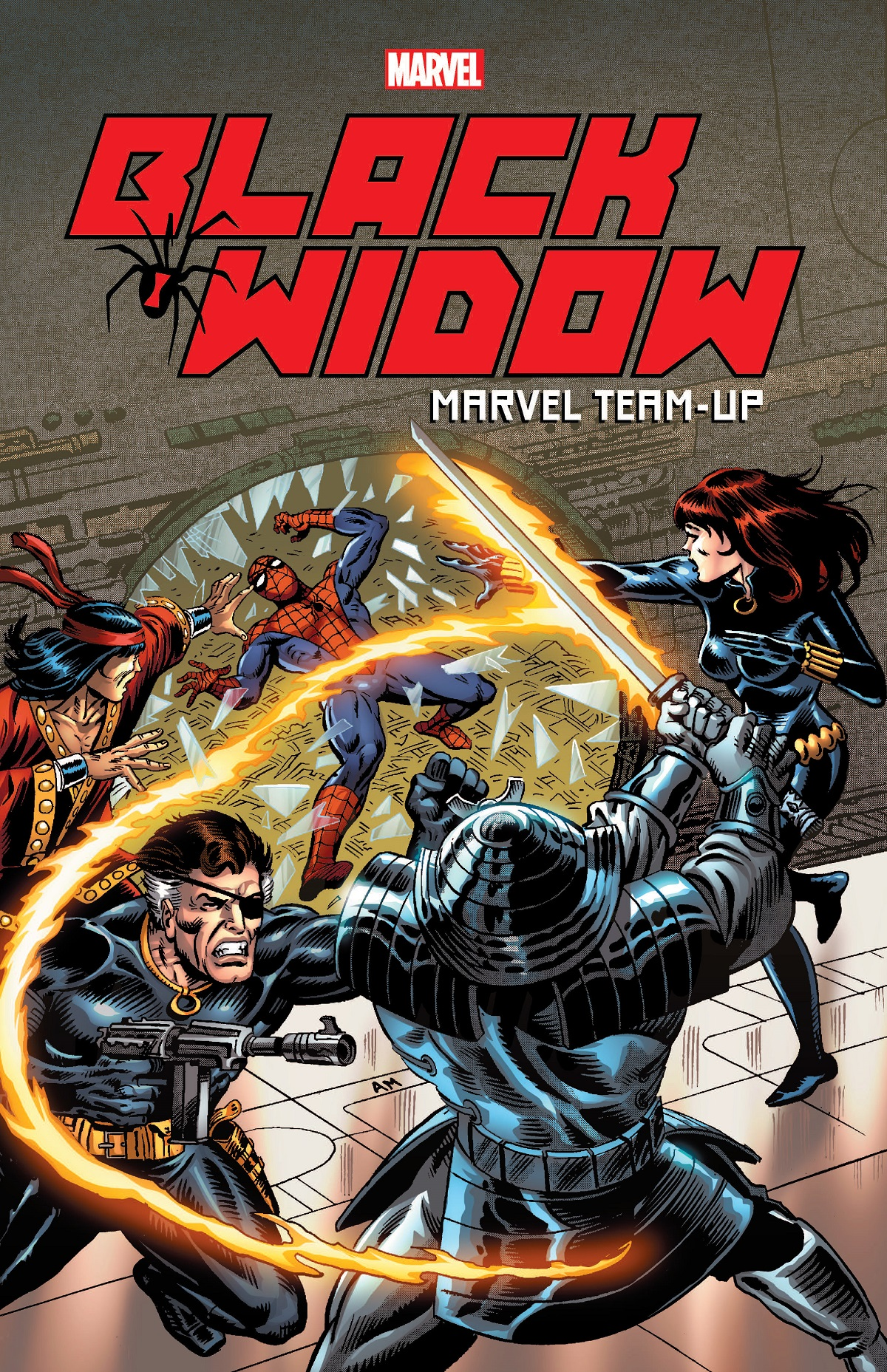 Black Widow: Marvel Team-Up (Trade Paperback)