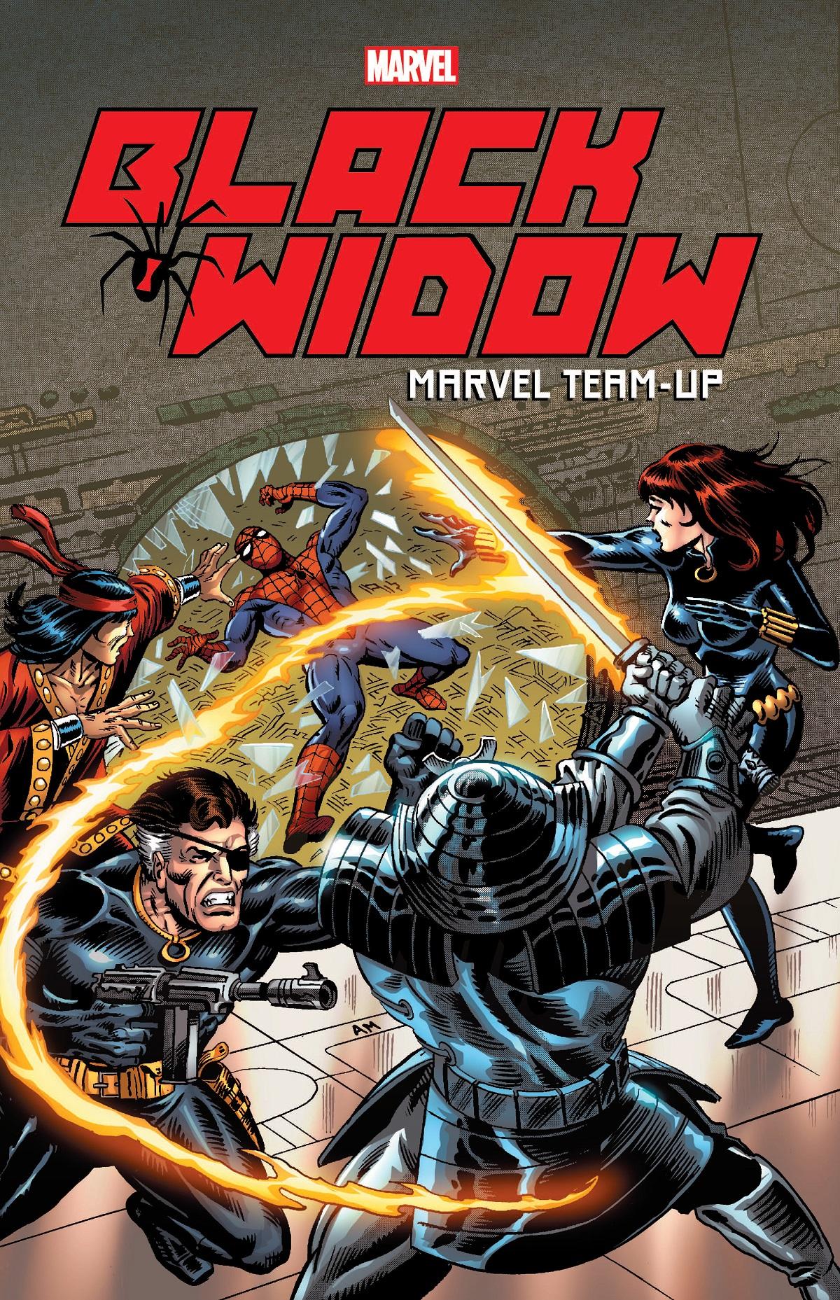 Black Widow: Marvel Team-Up (Trade Paperback)