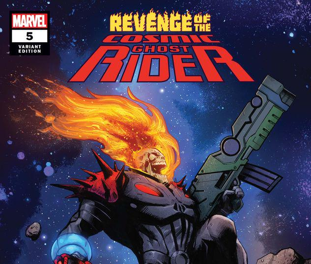 Revenge of the Cosmic Ghost Rider #5