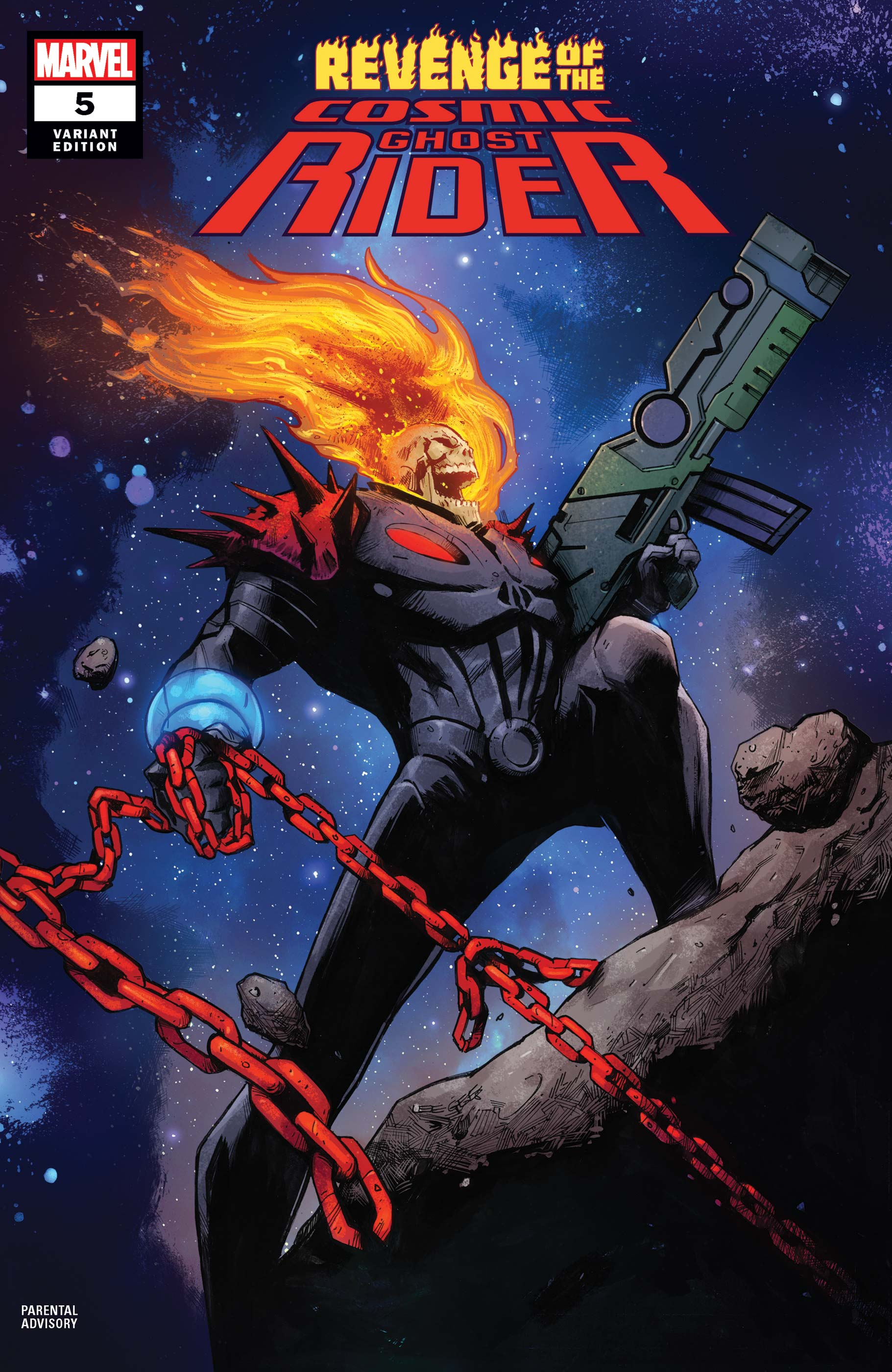 Revenge of the Cosmic Ghost Rider (2019) #5 (Variant)
