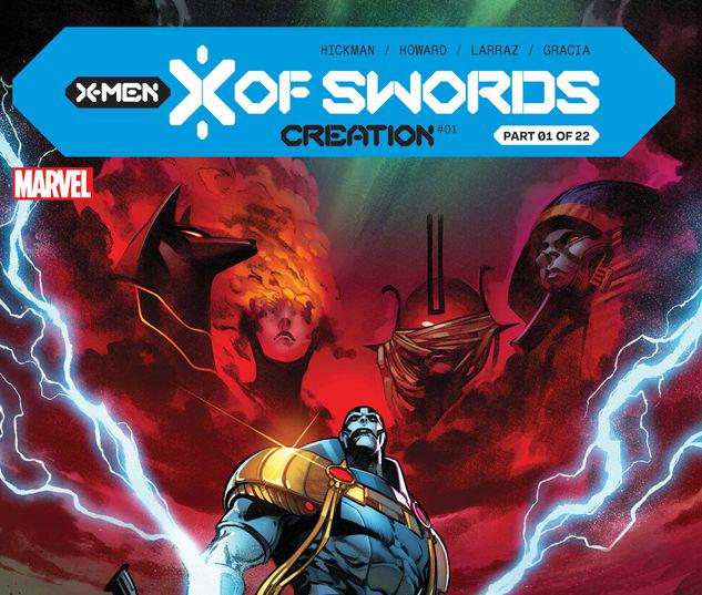 X OF SWORDS: CREATION 1 #1