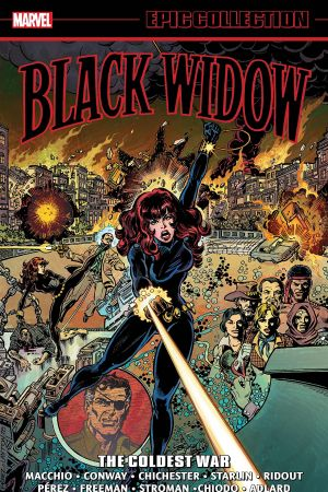 Black Widow Epic Collection: The Coldest War (Trade Paperback)