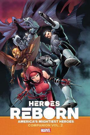 Heroes Reborn: America's Mightiest Heroes Companion Vol. 2  (Trade Paperback)