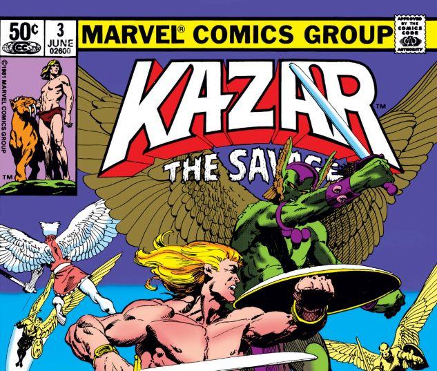 Cover Kazar 3