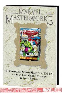 Marvel Masterworks: The Amazing Spider-Man Vol. 12 Variant (Hardcover)