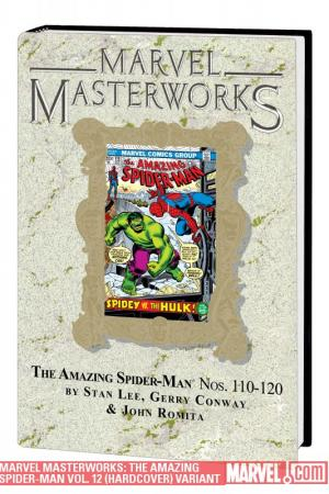 Marvel Masterworks: The Amazing Spider-Man Vol. 12 Variant (Hardcover)