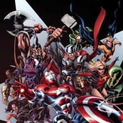 Avengers Assemble Handbook (2010) #1