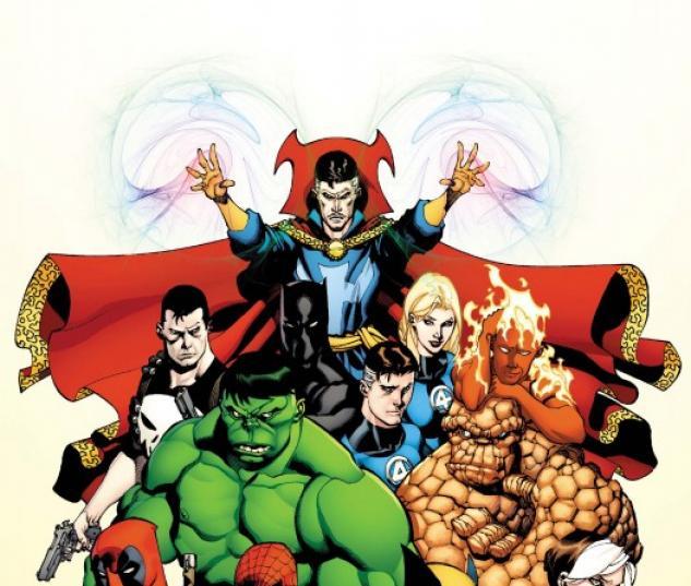 Origins of Marvel Comics (2010) #1