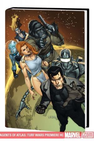 Agents of Atlas: Turf Wars (2010 - Present)