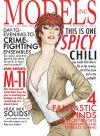 MODELS, INC. #2 cover by Scott Clark