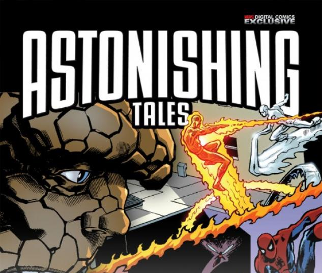 ASTONISHING TALES: ONE SHOTS (THING) #1