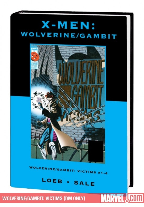X-Men: Wolverine/Gambit - Victims (DM Only) (Hardcover)