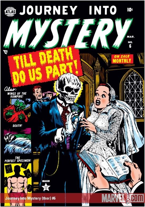 Journey Into Mystery (1952) #6
