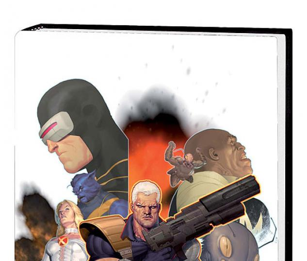 CABLE VOL. 2: BACK TO EARTH PREMIERE #1