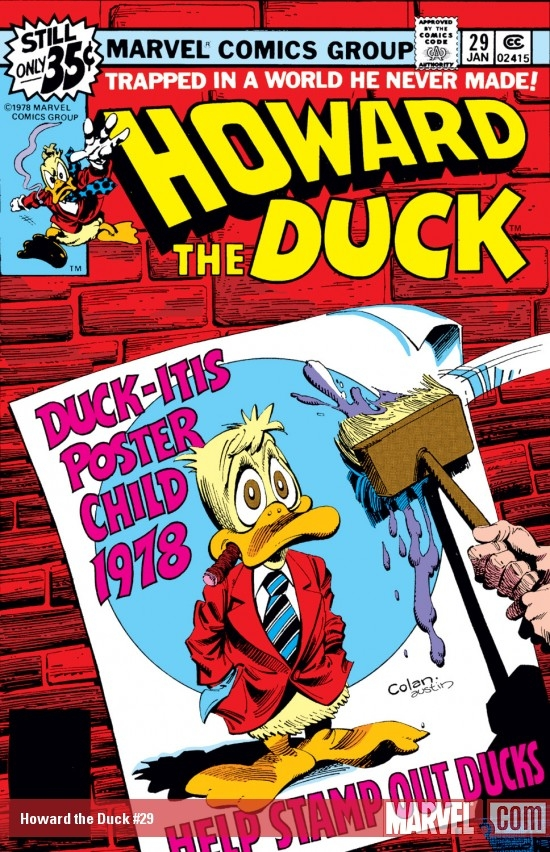 Howard the Duck (1976) #29