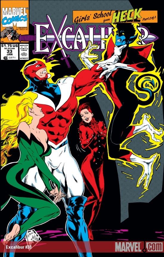 Excalibur (1988) #33