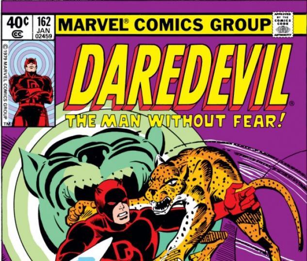 DAREDEVIL #162 COVER