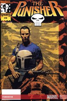 Punisher (2000) #8