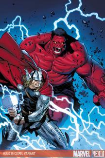 Hulk #5  (COIPEL (50/50 COVER))