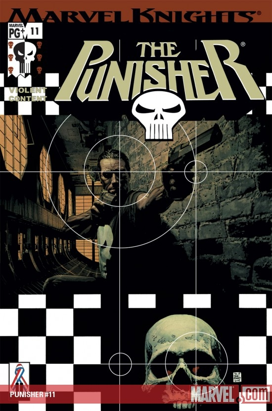 Punisher (2001) #11