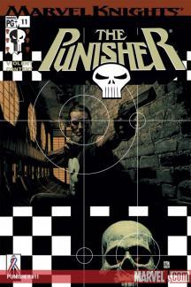 Punisher (2001) #11
