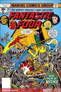 Fantastic Four #185