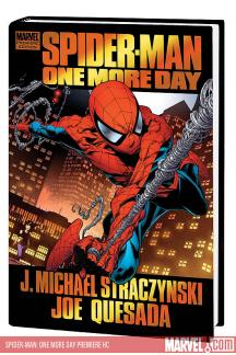 Spider-Man: One More Day Premiere (Hardcover)