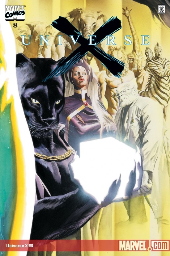 Universe X (2000) #8