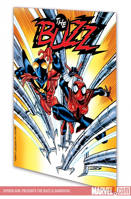 SPIDER-GIRL PRESENTS THE BUZZ & DARKDEVIL DIGEST (Digest)