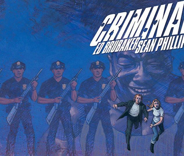 CRIMINAL (2008) #4 COVER