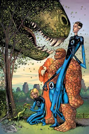 Marvel Adventures Fantastic Four Vol. 2: Fantastic Voyages (2006)