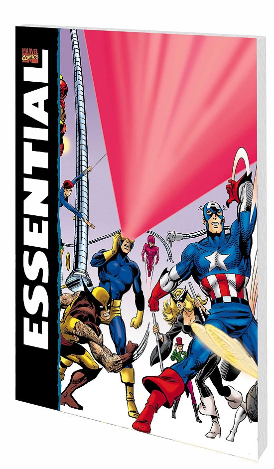 Essential Official Handbook of the Marvel Universe Vol. 1 (Trade Paperback)