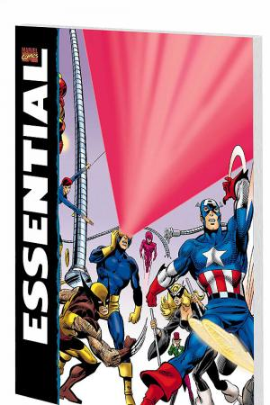 Essential Official Handbook of the Marvel Universe Vol. 1 (2006)