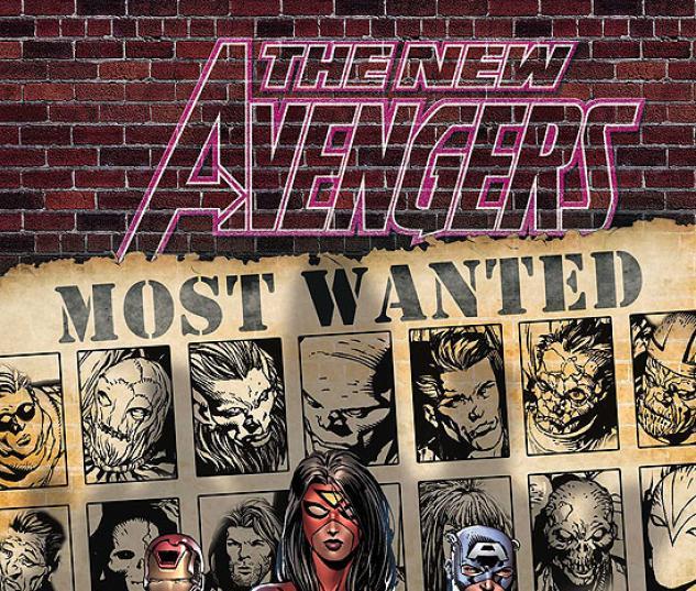 NEW AVENGERS #0