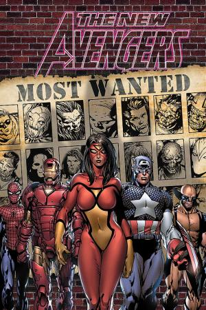 NEW AVENGERS: MOST WANTED FILES #1