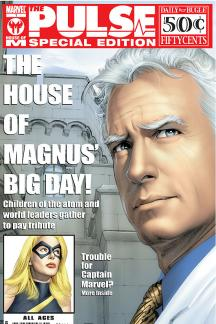 The Pulse: House of M Special #0