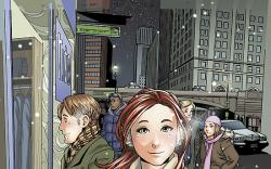 MARY JANE: HOMECOMING (2006) #1 COVER