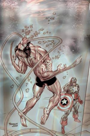Wolverine/Captain America #3