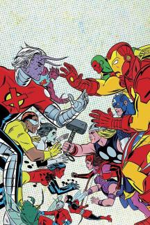 X-Statix Vol. 4: X-Statix Vs. the Avengers (Trade Paperback)