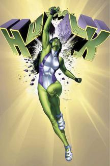 She-Hulk Vol. 1: Single Green Female (Trade Paperback)
