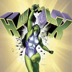 She-Hulk Vol. 1: Single Green Female (2004)
