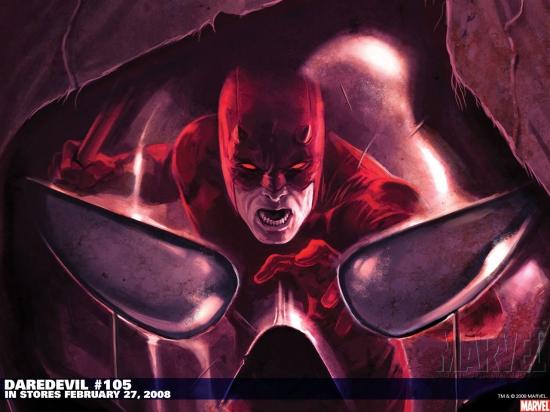 Daredevil (1964) #105 Wallpaper