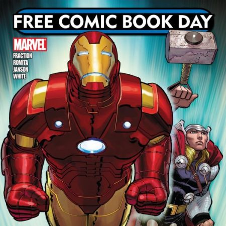 Free Comic Book Day (2010)