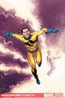 Marvelman Family's Finest #2