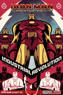 Iron Man Legacy #6