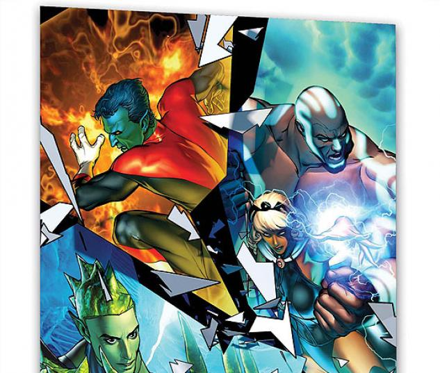 X-MEN: DIVIDED WE STAND #0