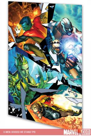 X-Men: Divided We Stand (Trade Paperback)