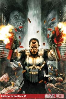 Punisher: In the Blood #3